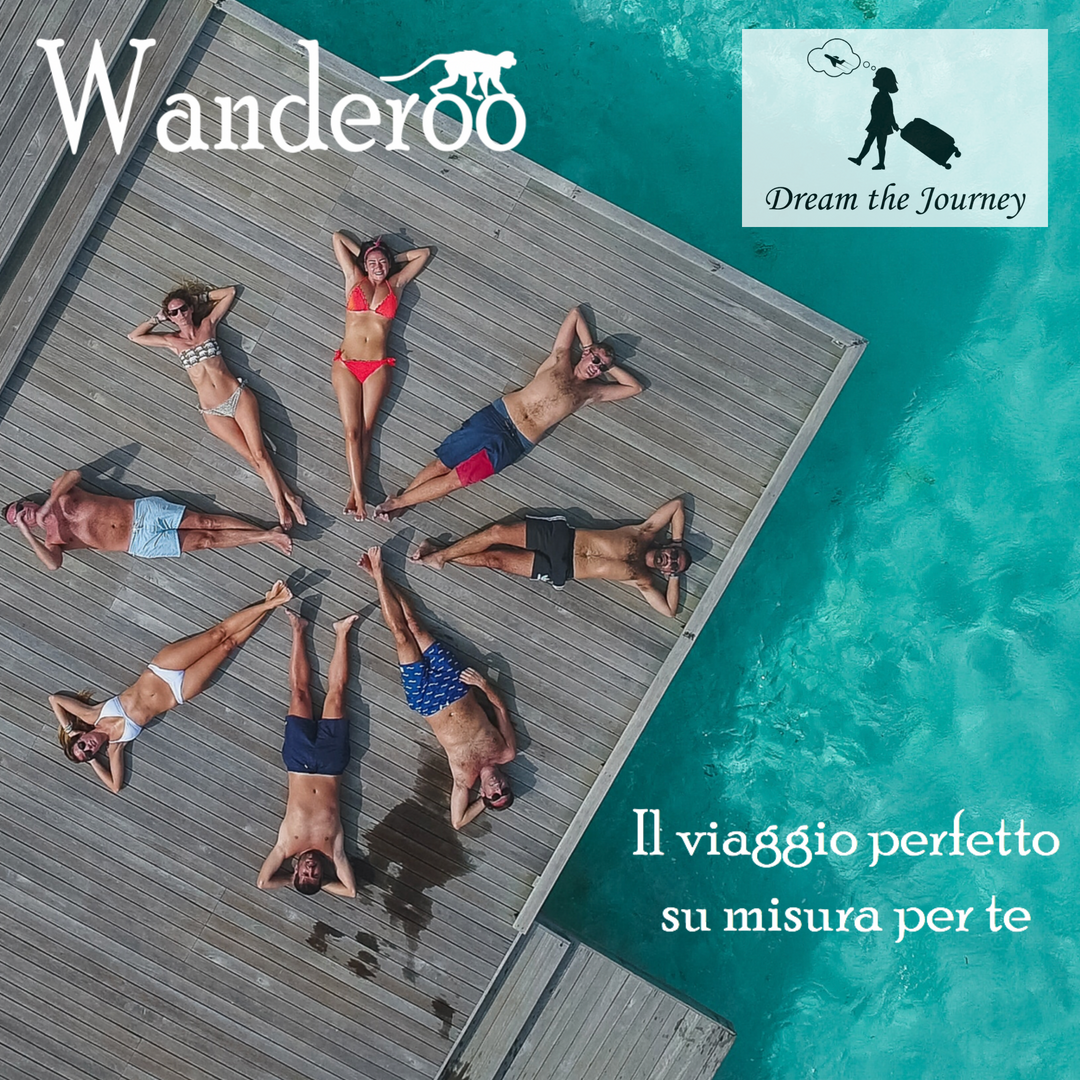 Let me be your travel planner! Ask Wanderoo about Dream The Journey!